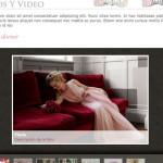 Imagen de la pagina de galeria de la web de Nos Casamos