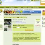 Imagen de la pagina de contenidos de la web de Ecoactivo