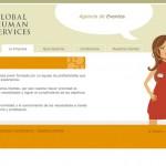 Imagen de la pagina de contenidos de la web de GHS