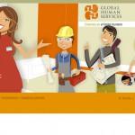 Imagen de la home de la web de GHS