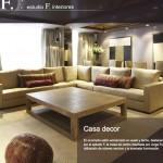Imagen de la pagina de un proyecto de la web de Estudio F. Interiores