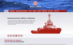 Imagen de la web de Boluda