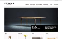 Imagen de la web de Concepta Barcelona